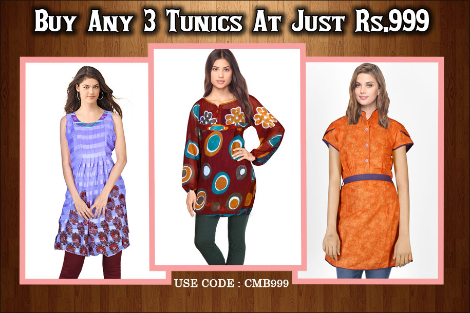 Exclusive Designer Tunics