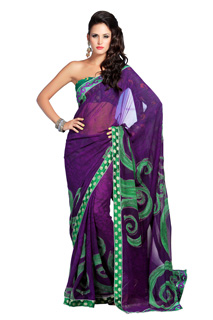Festival Saree,Latest New Style Saree,Indian Designer Printed Saree
