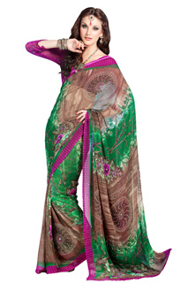 Buy Saree Online ,Bollywood Designer Saree,Printed Saree,Festival Saree,Saree With Blouse