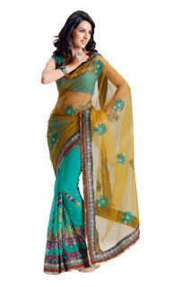 Bollywood sarees,Embroidery sarees,Shop Sarees online,Saree with blouse,Buy Sarees online